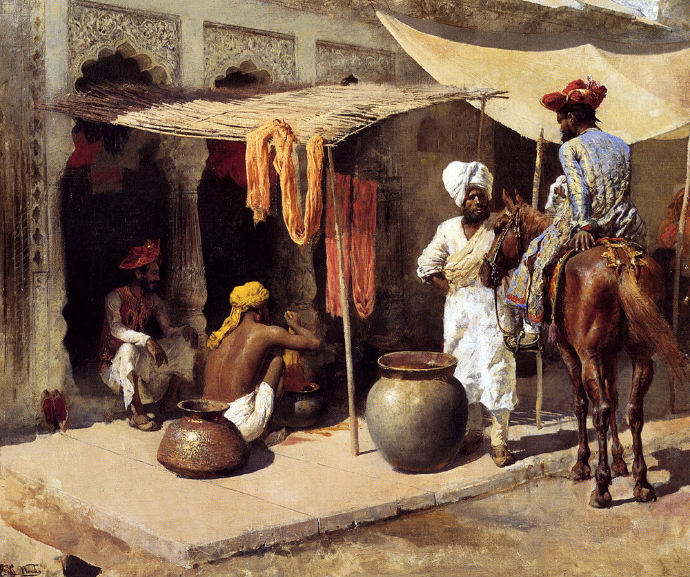 outside_an_indian_dye_house-large