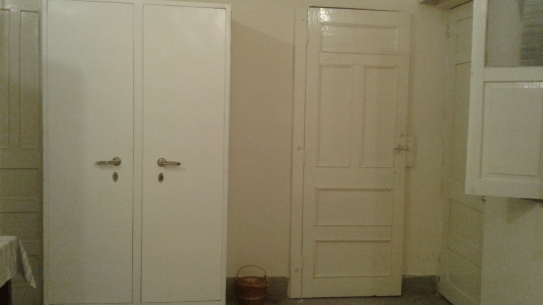 Individual cupboard / locker