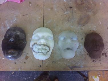 Face casts 2013