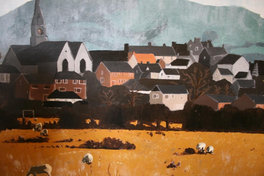 Welsh landscape 2012