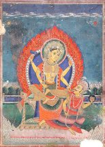 Bagalamukhi_Matrika