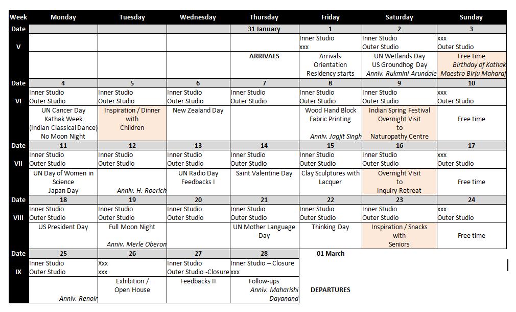 Schedule_Month