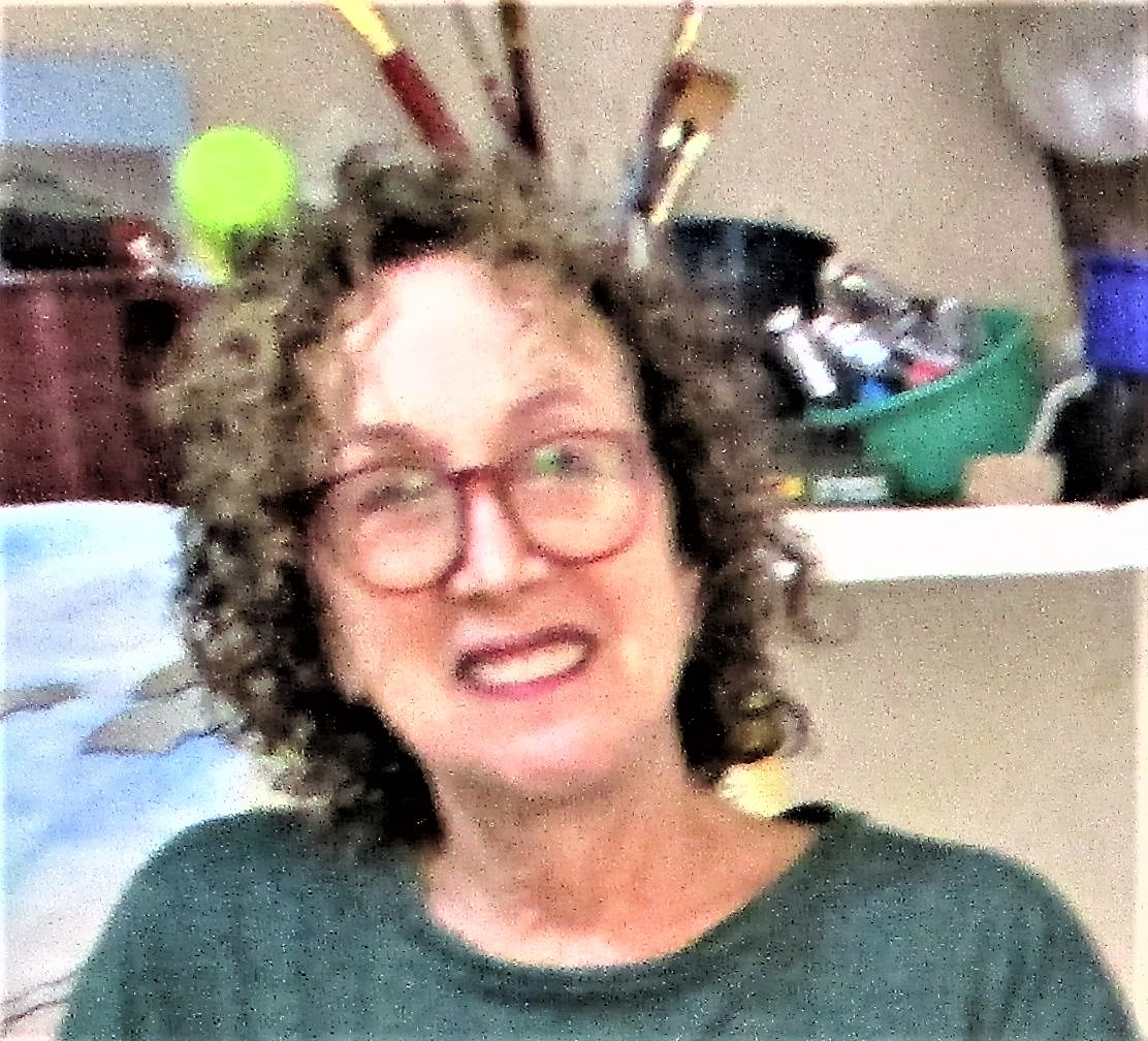 Barbara Silverman at AZIMVTH Ashram Haridwar India - mugshot