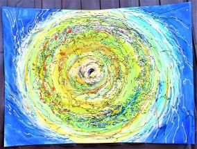 Earth - Barbara Silverman AZIMVTH Ashram