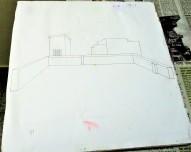 SG Sketch on Paper