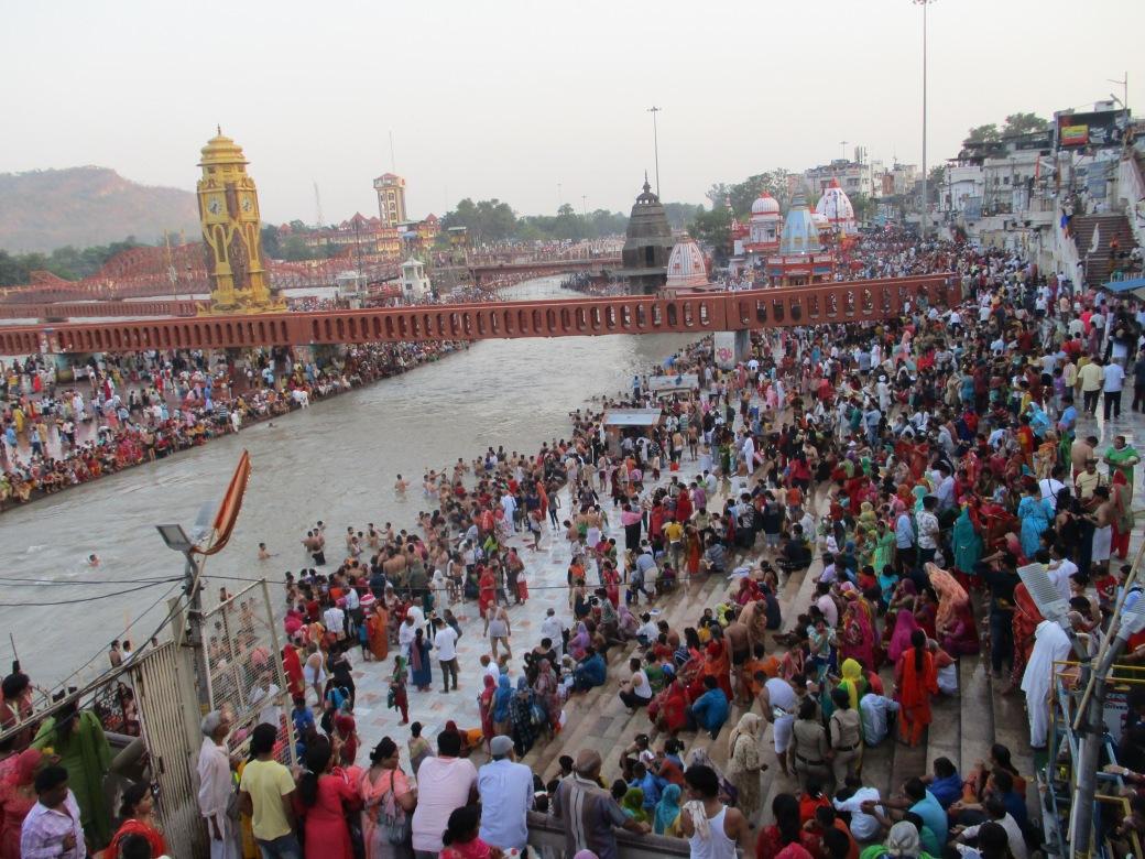 AZIMVTH Ganga Dussehra Haridwar 7