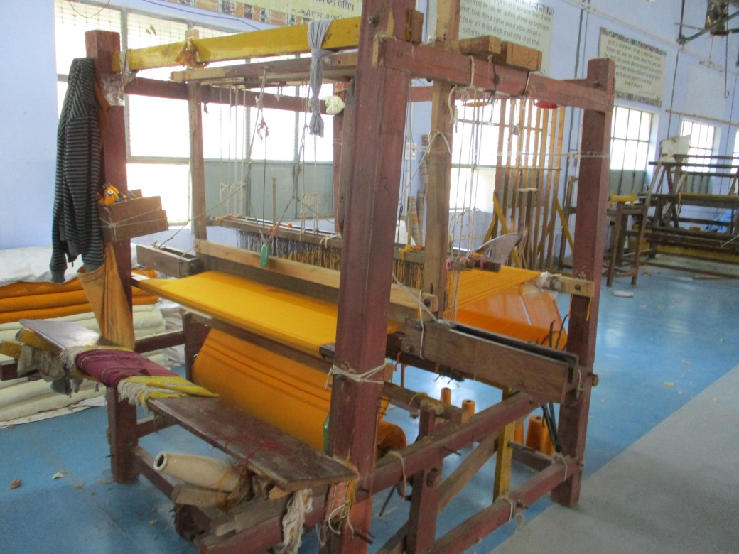 AZIMVTH manual weaving loom TK 3
