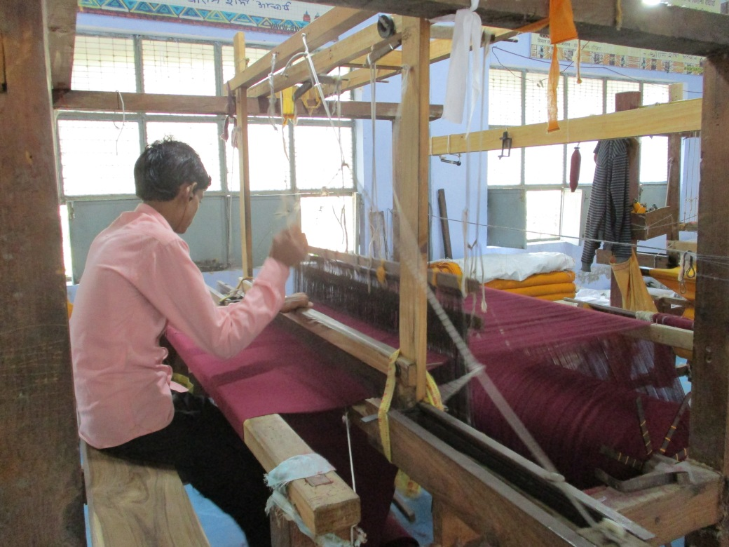 AZIMVTH manual weaving loom TK 5
