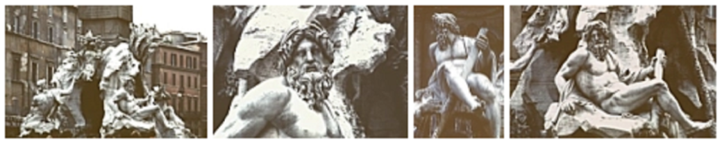 Images of the Worlds - Ganges - Bernini - banner