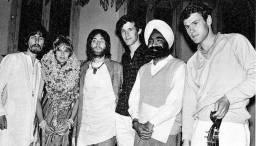 Beatles and Ajit Singh