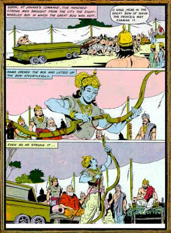 Amar Chitra Katha - Ramayana Excerpt 1.2