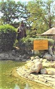 Dhanvantari-Statue-Haridwar