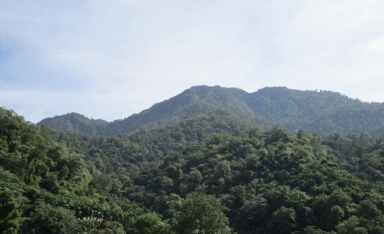 Mani Kut Parvat aka Drona Giri Range, Himalayas - Hanuman carried Sanjeevani Booti from here