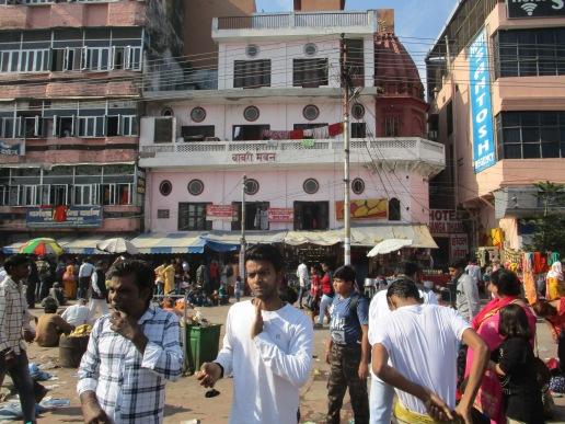 Babri Bhawan, har-ki-Paidi Haridwar