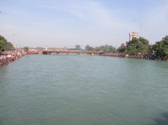 Ganga - Har-ki-Paidi - Haridwar