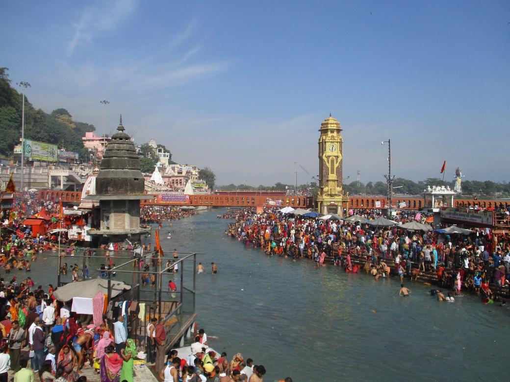 Kartik Purnima 2019 at Haridwar - 1