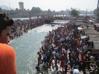 Kartik Purnima 2019 - Har-ki-Paidi -2