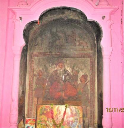 Murals of Haridwar - 4 Guru Nanak