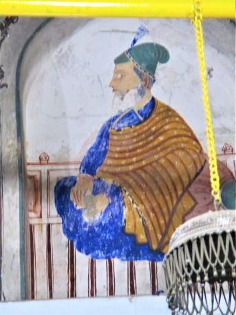 Murals of Haridwar - 5 Guru Nanak