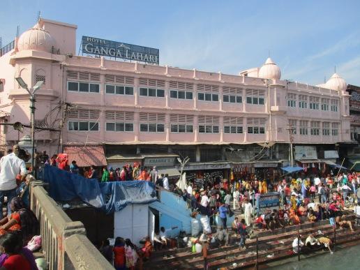 Tehri House - Har-ki-Paidi - Haridwar