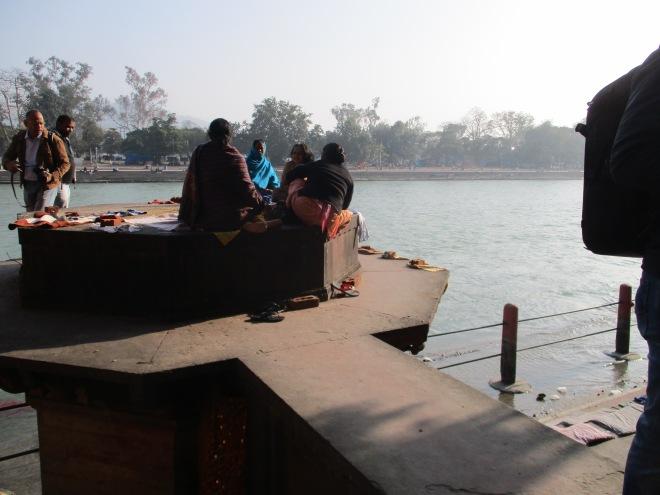 Divinity in stones - walk - Ganesh Ghat