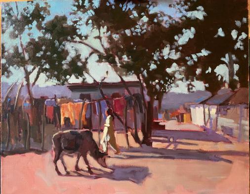 Jennifer Stottle Taylor - animals - cows - 2