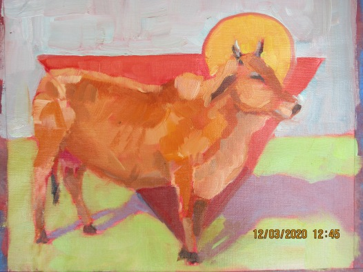 Jennifer Stottle Taylor - animals - cows - 3