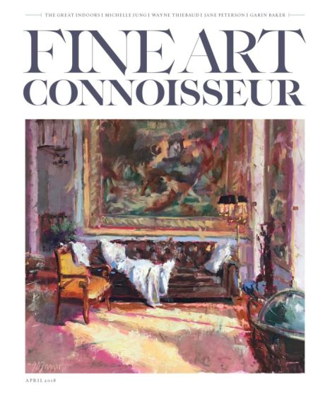 Jennifer-Stottle-Taylor-art-on-cover-of-Fine-Art-Connoisseur-MarchApril-2018-696x841