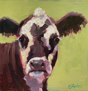 Jennifer-Stottle-Taylor-Cow-farnsworth