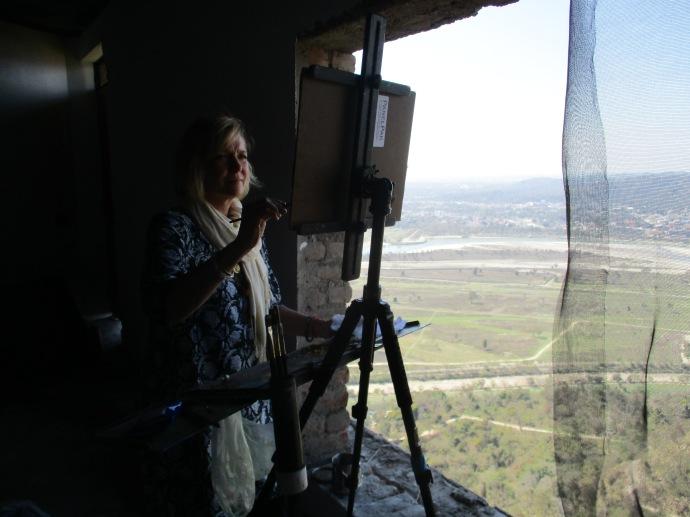 Jennifer Stottle Taylor - Study - Chandi Devi - 3
