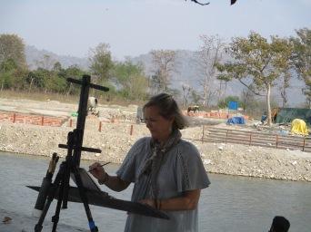 Jennifer Stottle Taylor - Study - Kankhal - 2