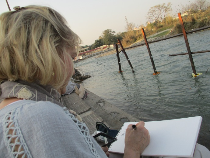 Jennifer Stottle Taylor - Study - Kankhal - 3