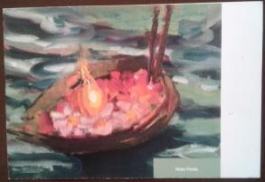8 Hope Floats - Card - front Kumbh AZIMVTH Ashram